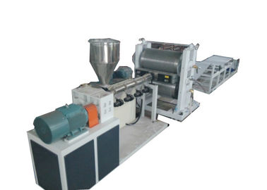 Dimpled HDPE Drainage Plastic Sheet Manufacturing Machine Pressure Resistant
