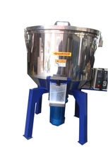 Vertical Plastic Granules Mixing Machine , High Speed Mixer For PVC Compounding