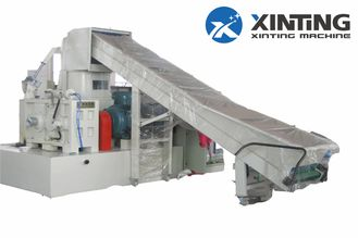 PP PE Woven Sack Bag Film Plastic Film Recycling Machine Automatic Agglomerator