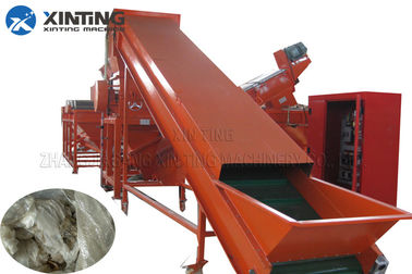 China Plastic PP BOPP PE Film Recycling Machine supplier