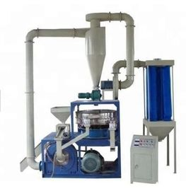 Automatic High Speed Plastic PVC Pulverizer Machine PE PP ABS LDPE LLDPE PET Applied