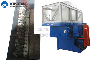 Hard Plastic Cutting Strongest Crusher Machine For Plastic Lump Bulk Crush