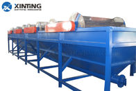 China Waste MaterialPE Film Recycling Machine Compact Structure In Plastic Washing Line company