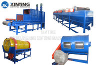 China 120-300KW PET Bottle Recycling Machine Scrap Bottle Washing Line 440V 60HZ company