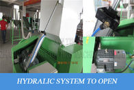 Durable Dc53 Blade Plastic Crusher Machine Crusher Of All Plastic Materials