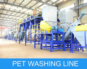Fast Speed PET Bottle Recycling Machine Flakes Washing Recycling Production
