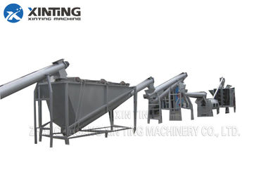 Durable PET Bottle Recycling Machine Washing Line Capacity 200-2000kg Per Hour