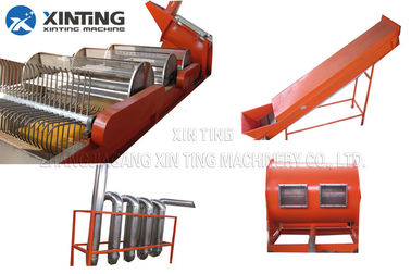 PVC HDPE LDPE PE Garbage Plastic Waste Recycling Machine Plastic Bags Film PS Bottle Washing